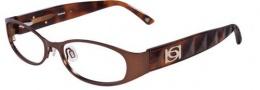 Bebe BB 5037 Eyeglasses Eyeglasses - Smoked Topaz