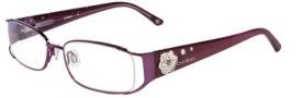 Bebe BB 5035 Eyeglasses Eyeglasses - Amethyst Purple