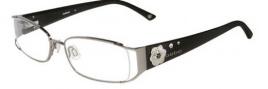 Bebe BB 5035 Eyeglasses Eyeglasses - Gunmetal