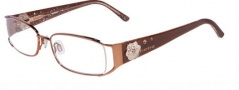 Bebe BB 5035 Eyeglasses Eyeglasses - Topaz Brown