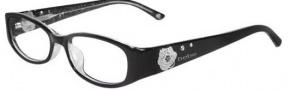 Bebe BB 5034 Eyeglasses Eyeglasses - Jet