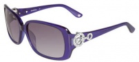 Bebe BB 7051 Sunglasses Sunglasses - Grape