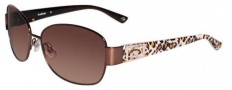 Bebe BB 7054 Sunglasses Sunglasses - Brown