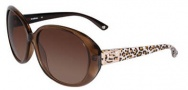 Bebe BB 7055 Sunglasses Sunglasses - Brown