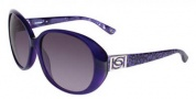 Bebe BB 7055 Sunglasses Sunglasses - Purple