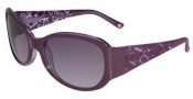 Bebe BB 7058 Sunglasses Sunglasses - Grape
