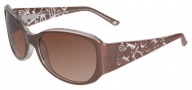 Bebe BB 7058 Sunglasses Sunglasses - Topaz
