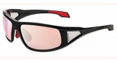 Bolle Diablo Sunglasses Sunglasses - 11607 Shiny Black / Photo Dark Rose Gunmetal oleo AF