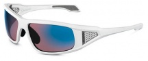 Bolle Diablo Sunglasses Sunglasses - 11557 Shiny White / Rose Blue