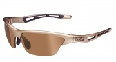 Bolle Tempest Sunglasses Sunglasses - 11818 Shiny Sand / Beige / Modulatoer V3 Golf oleo AF