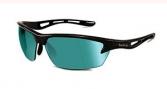 Bolle Bolt Sunglasses Sunglasses - 11725 Shiny Black / Competivision Gunmetal oleo / Hydro