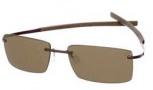 Tag Heuer Spring Sun 0382 Sunglasses Sunglasses - 202 Havana Temples / Matt Chocolate Lug / Brown Lenses
