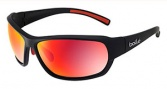 Bolle Bounty Sunglasses Sunglasses - 11679 Matte Black / Polarized TNS Fire oleo AF