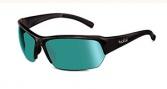 Bolle Ransom Sunglasses  Sunglasses - 11724 Shiny Black / CompetiVision Gunmetal