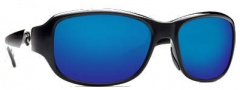 Costa Del Mar Las Olas RXable Sunglasses Sunglasses - Black