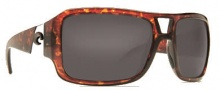 Costa Del Mar Lago RXable Sunglasses Sunglasses - Tortoise