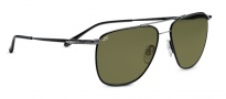 Serengeti Marco Sunglasses Sunglasses - 7546 Black Tannery Gunmetal / 555NM Polarized