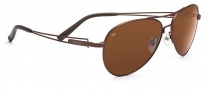 Serengeti Brando Sunglasses Sunglasses - 7543 Velvet Espresso / Drivers Polarized