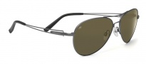 Serengeti Brando Sunglasses Sunglasses - 7541 Velvet Gunmetal / 555NM Polarized
