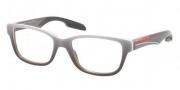 Prada Sport PS 06CV Eyeglasses Eyeglasses - JAQ1O1 Gray Gradient