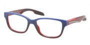 Prada Sport PS 06CV Eyeglasses Eyeglasses - JAR1O1 Blue Gradient