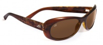 Serengeti Bella Sunglasses Sunglasses - 7627 Shiny Bubble Tortoise / Drivers Polarized