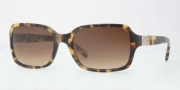 Anne Klein AK3177 Sunglasses Sunglasses - 318/78 Spotted Tortoise / Brown Gradient