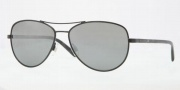 Anne Klein AK4135 Sunglasses Sunglasses - 357/88 Black / Grey Mirror
