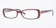 Anne Klein AK8107 Eyeglasses Eyeglasses - 262 Dark Burgundy Tortoise