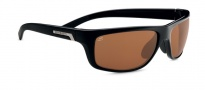 Serengeti Assisi Sunglasses Sunglasses - 7753 Shiny Satin Black / Polar Phd Drivers