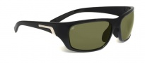 Serengeti Orvieto Sunglasses Sunglasses - 7621 Shiny Black / Polar PHD 555nm