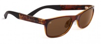 Serengeti Piero Sunglasses Sunglasses - 7635 Shiny Bubble Tortoise / Drivers Polarized