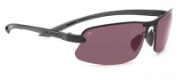 Serengeti Destare Sunglasses Sunglasses - 7686 Satin Black / Polar PHD Sedona