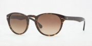 Brooks Brothers BB5002S Sunglasses Sunglasses - 600113 Tortoise / Smoky Brown Gradient