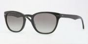 Brooks Brothers BB5003S Sunglasses Sunglasses - 600011 Black / Gray Gradient