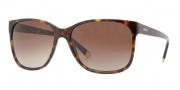 DKNY DY4085 Sunglasses Sunglasses - 301613 Dark Tortoise / Brown Gradient