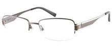 Guess GU 1718 Eyeglasses  Eyeglasses - GUN: Satin Gunmetal