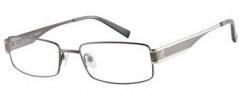 Guess GU 1719 Eyeglasses Eyeglasses - GUN: Satin Gunmetal