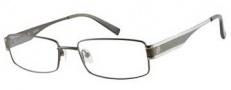 Guess GU 1719 Eyeglasses Eyeglasses - OL: Satin Olive Green