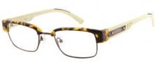 Guess GU 1721 Eyeglasses Eyeglasses - TOIV: Tortoise