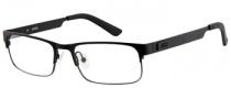 Guess GU 1731 Eyeglasses Eyeglasses - BLKGUN: Black