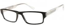 Guess GU 1738 Eyeglasses Eyeglasses - BLK: Black