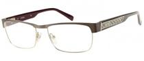 Guess GU 1739 Eyeglasses  Eyeglasses - GUNSI: Gun Satin