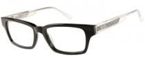 Guess GU 1740 Eyeglasses Eyeglasses - BLK: Black Solid