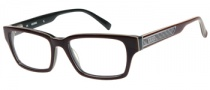 Guess GU 1740 Eyeglasses Eyeglasses - BRN: Brown Laminated