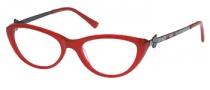 Guess GU 2257 Eyeglasses  Eyeglasses - PUR: Purple Sparkle