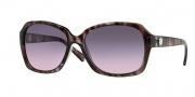 DKNY DY4087 Sunglasses Sunglasses - 353890 Violet Tortoise / Violet Gradient