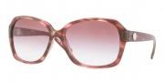 DKNY DY4087 Sunglasses Sunglasses - 35408D Raspberry Tortoise / Pink Gradient