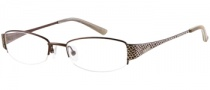Guess GU 2270 Eyeglasses Eyeglasses - BRN: Satin Brown
