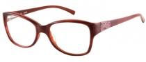 Guess GU 2273 Eyeglasses Eyeglasses - BU: Burgundy Horn